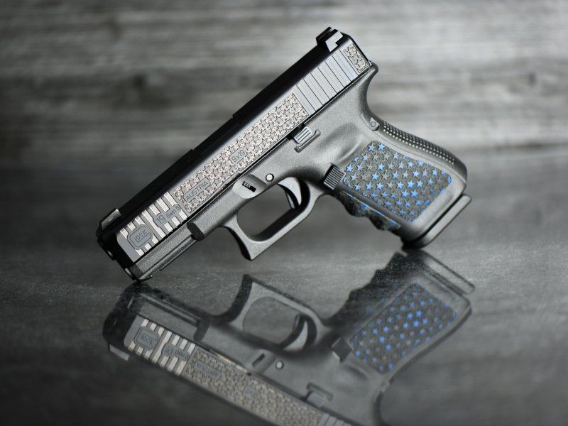 Glock 19 Gen 5 ALTAMONT Tactical Custom Model