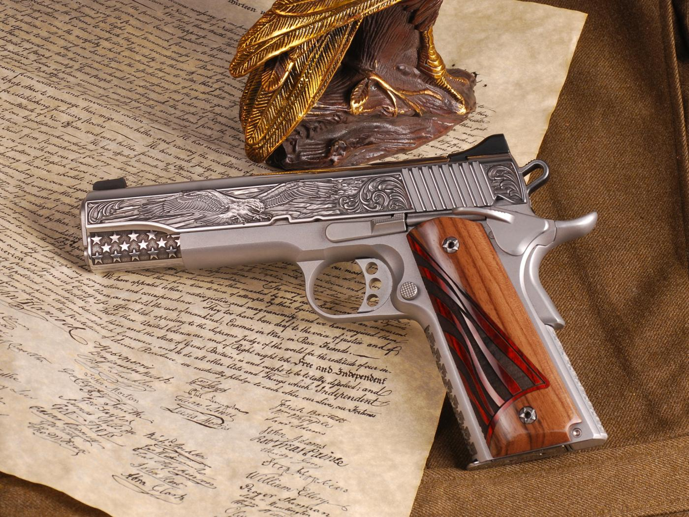 Altamont The American Patriot 1911