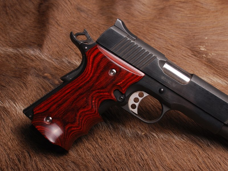 Altamont 1911 Govt. Ultima Target Right Panel