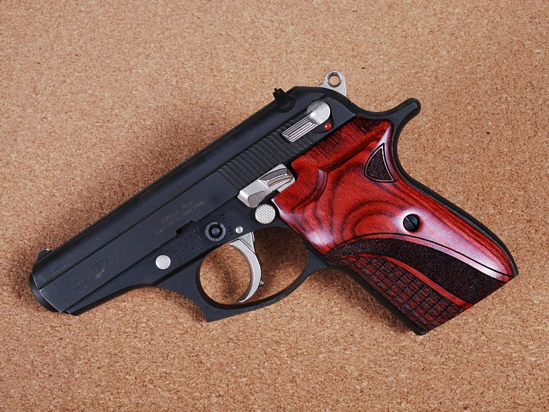 Bersa Thunder 380 Ultima Panel Crocback/Stippled Super Rosewood