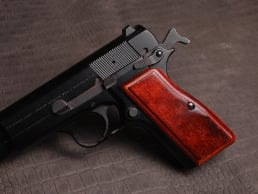 Browning Hi-Power Classic Panel Super Rosewood