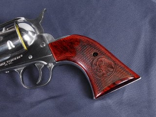 Ruger Blackhawk Classic Panel Super Rosewood Mexican Eagle