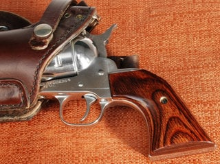 Ruger Blackhawk Classic Panel Super Rosewood