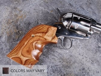 Ruger Blackhawk Oversized Fingergroove Super Walnut