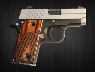 Sig 238 Classic Panel, Snake Skin, Super Rosewood