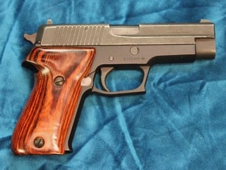 Sig 220D Classic Panel (Super Rosewood Out of Stock. Please select Silverblack.)