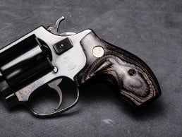Smith Amp Wesson J Frame Small Round Butt Revolver Grips