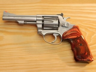 Smith & Wesson J Frame (Small) Square Butt Revolver Grips Top Image