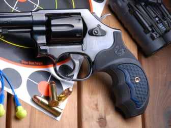 Smith & Wesson K/L Frame Round Butt Revolver Grips | Altamont Company