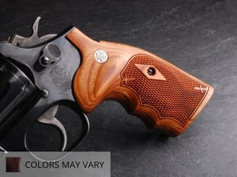 Smith Amp Wesson K L Frame Square Butt Revolver Grips