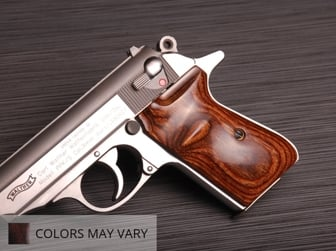 Walther PPK/S (S&W Version Only) Ultima Panel Super Walnut